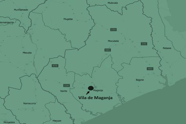 Sistema de Abastecimento de Água de Maganja da Costa
