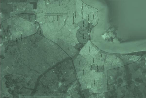 Gestão de Águas Residuais de Lândana, N'Zeto, Cabinda e Soyo