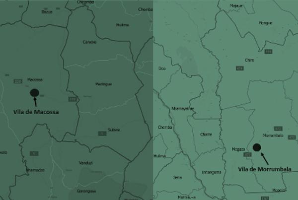 Sistemas de Abastecimento de Água de Macossa e Morrumbala, Província da Zambézia