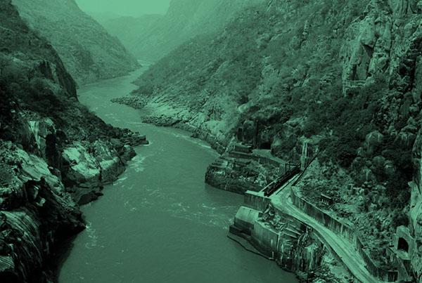 Obras para Armazenamento de Água no Zambeze
